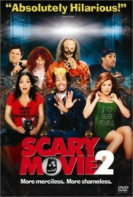 Scary Movie 2 (Ws) [DVD] [2001] - DVD  57VG The Cheap Fast Free Post