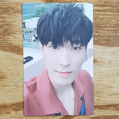 Wonwoo Seventeen 5th Mini Album You Make My Day Official Photocard Genuine