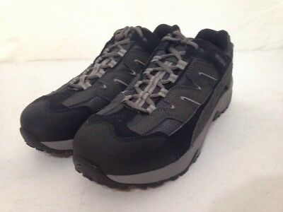 Men's New Worx By Red Wing Athletic Gray/Black Shoes 5010– Size 9M