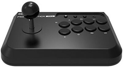 Hori Fight Stick - Mini: Black for PlayStation 4 [New Hardware] PS 4