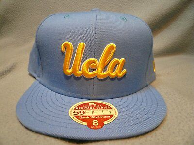 the best attitude 84277 4a6a4 New Era 59fifty UCLA Bruins Heritage Series Fitted BRAND NEW cap hat 5950  NCAA