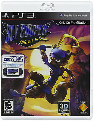 Sly Cooper - Thieves In Time (Playstation3)