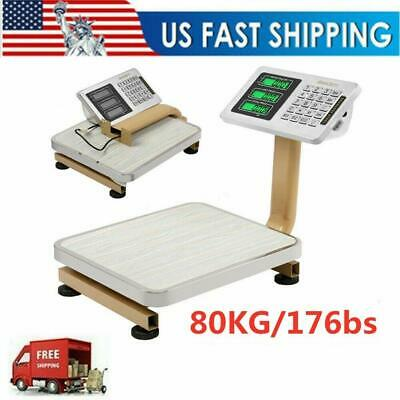 Digital 3000g x 0.01g Balances Analytical Lab Electronic Scale High Precision