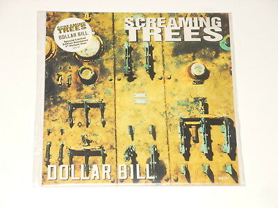 """Screaming Trees - 7"""" PICTURE DISC Single - Dollar Bill + HYPE STICKER"""