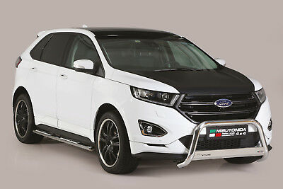 Pare Buffle Homologue Inox Ford Edge 2016+