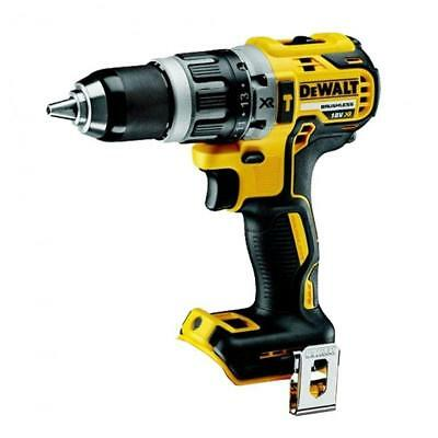 Dewalt Dcd796 N 18V Xr Brushless Combi Hammer Drill Body Dcd796N Brand New