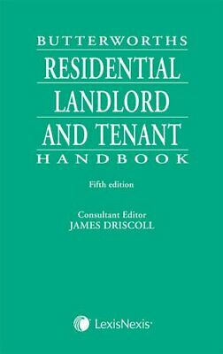 Butterworths Residential Landlord and Tenant Handbook Paperback Book The Cheap