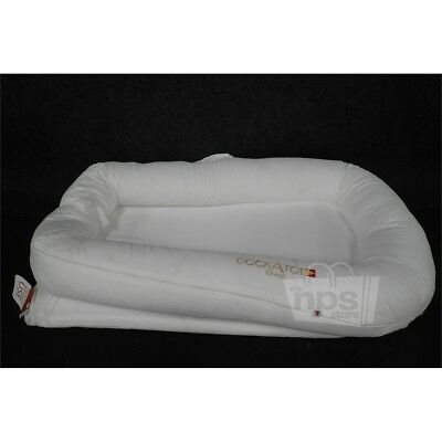 DockATot Grand Grand Dock Pristine White Infant Bed*