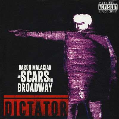 Daron Malakian & Scars On Broadway - Dictator Black  (LP - 2018 - US - Original)