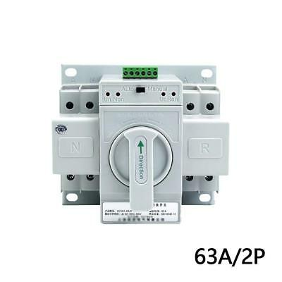 fuse breaker Business, Office & Industrial Dual Power Automatic ...
