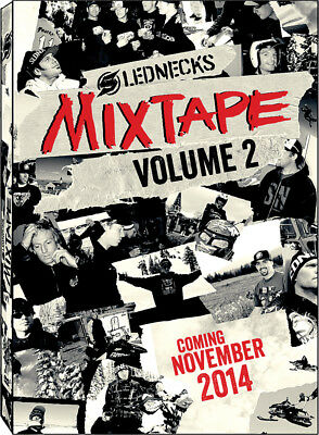 Slednecks Mix Tape Volume 2 Snowmobile DVD