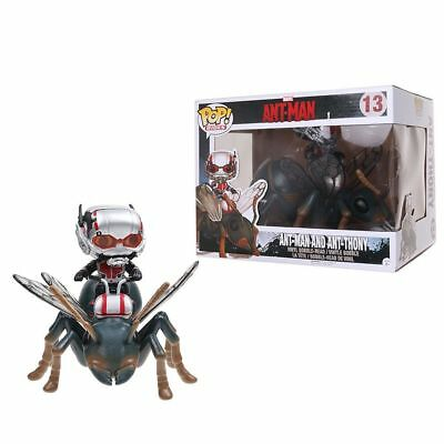 Ant-Man And Ant-Thony Pop! Vinyl Rides Bobble Head  With Figure Marvel #13 Hot