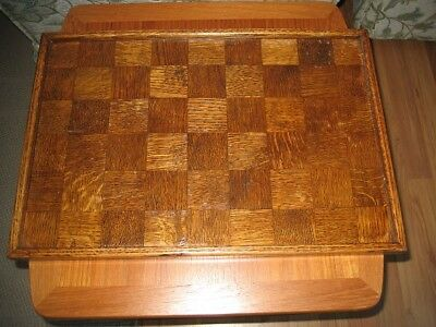 vintage wooden tray W.T.Norris & Sons, Nottingham