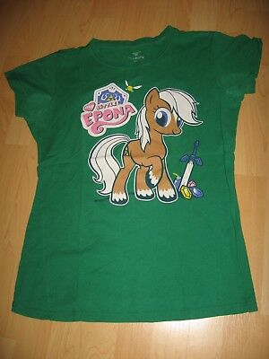 My little Pony T-Shirt MY LITTLE EPONA ZELDA  &MY LITTLE PONY Crossover Gr. M