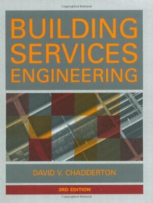 Building Services Engineering by Chadderton, David Paperback Book The Cheap Fast