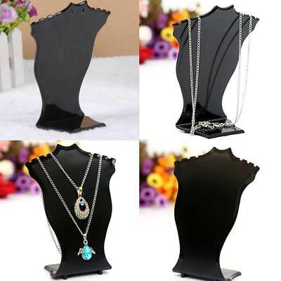 Elegant Plastic Pendant Necklace Earring·Display Shelf Neck Stand,Showcase