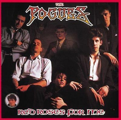 *NEW* CD Album  The Pogues : Red Roses for Me (Mini LP Style Card Case)