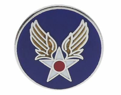 US Army Air Corps Corp Aviation 3/4 inch Hat or Lapel Pin JCH14685D158