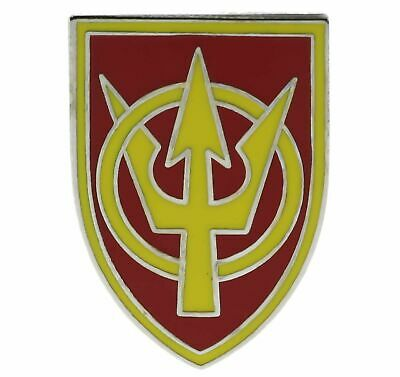US Army Fourth 4th Transportation Command Hat or Lapel Pin H15089D57