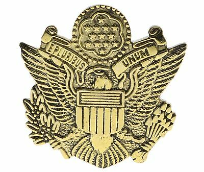US Seal Gold Plated Hat or Lapel Pin H15662D17