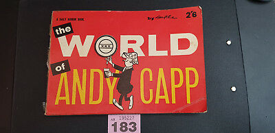 The World Of Andy Capp book, drawings by Reg Smythe 1961 (183)
