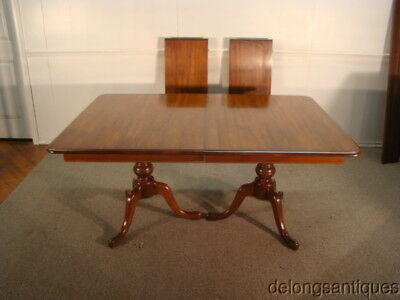 47345:Pennsylvania House Solid Cherry Dining Table