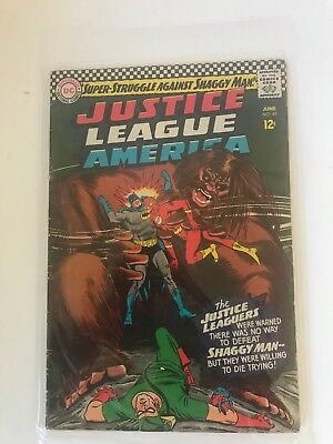 DC COMICS Justice League Of America #45