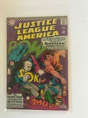 DC COMICS Justice League Of America #46