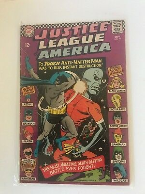 DC COMICS Justice League Of America #47