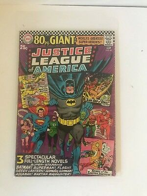 DC COMICS 80 PAGE GIANT Justice League Of America #48