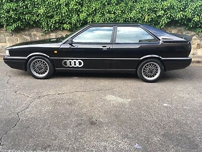Audi 80 B2 Coupe Gt 1985 5 Cylinder Engine Only 63000 Miles
