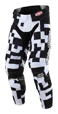 Troy Lee Designs 2018 GP Air Pant Maze White/Black All Sizes