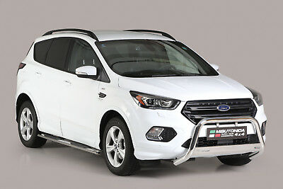 Pare Buffle Homologue Inox Ford Kuga 2017+