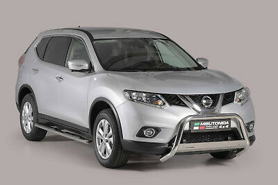 Pare Buffle Homologue Inox Nissan X-Trail 2015+
