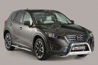 Pare Buffle Homologue Inox Mazda Cx-5 2015+