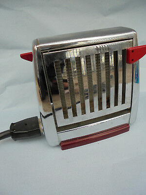 29576 Retro Toaster Rowenta E 5214 440 W 220 V Kabel funktionsfähig working gut