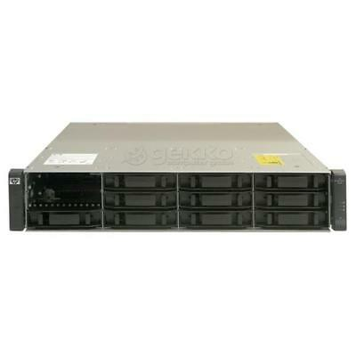 HP P2000 G3 LFF Chassis AP838A 582938-001