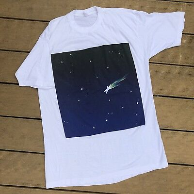 Very Rare Vintage 1992 A Starry Night With Simply Red UK Tour T-Shirt.