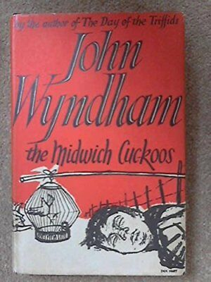 The Midwich Cuckoos by Wyndham, John Hardback Book The Cheap Fast Free Post