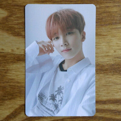 Jeonghan Seventeen 5th Mini Album You Make My Day Official Photocard Genuine