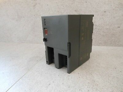 Siemens 6ES7 307-1EA00-0AA0, Dc 24V, Siemens Power Supply PS307