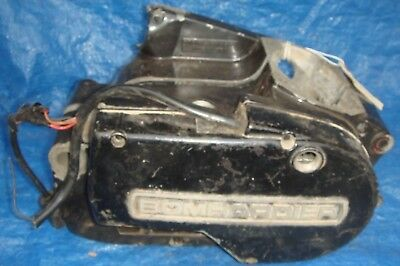 BH870 Bombardier CanAm Vtg Motorcycle Engine Late 250cc