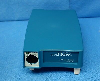 GE enFlow Model 120 AC Power Supply for IV Fluid Blood Warmer 91000120