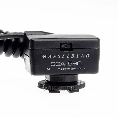 Hasselblad SCA 590 Flash Adapter 51683 for Metz 60 CT-2 and 45 CT-5