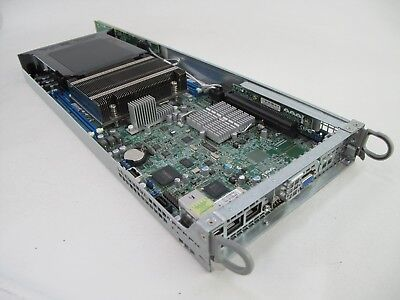 SuperMicro X9DRT-HF Node 2x Intel Xeon LGA 2011 Socket Board No CPU CSE-827