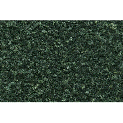NEW Woodland Scenics Turf Coarse Dark Green 12 oz T65