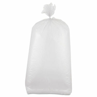 Inteplast Group Get Reddi Bread Bag, 8x3x20, 0.80 Mil, Extra-Large Capacity, Cle