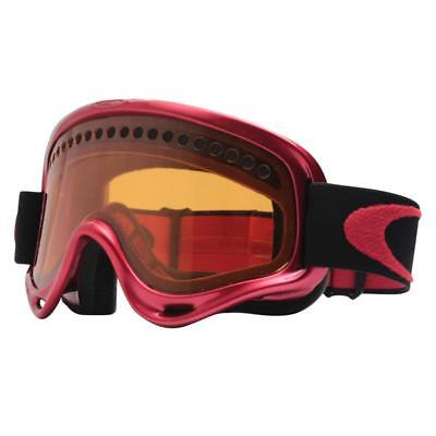 1f919e0b824 OAKLEY 02-475 XS O FRAME Black Fiber Persimmon Boys Girls Snow Board ...