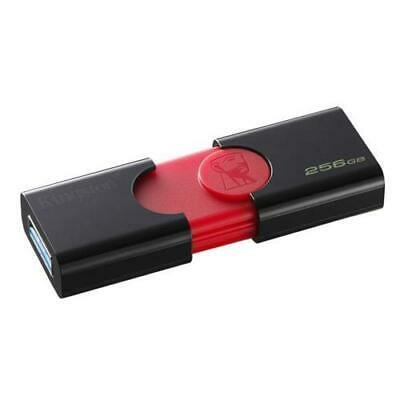 Kingston Technology DataTraveler 106 USB 3.0 Flash Drive, 256GB #DT106/256GB