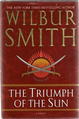 Triumph of the Sun (Traveller's) by Smith, Wilbur Book The Fast Free Shipping